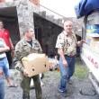 Закарпатські націоналісти повернулися з зони АТО