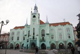 Мукачево-ратуша