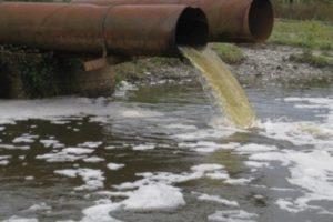 річка-забруднення