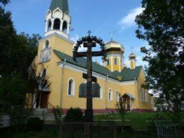 церква-Хуст